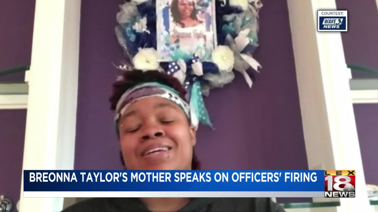 Oakland Police Launch Investigation After Bust of Breonna Taylor Smashed Into Pieces