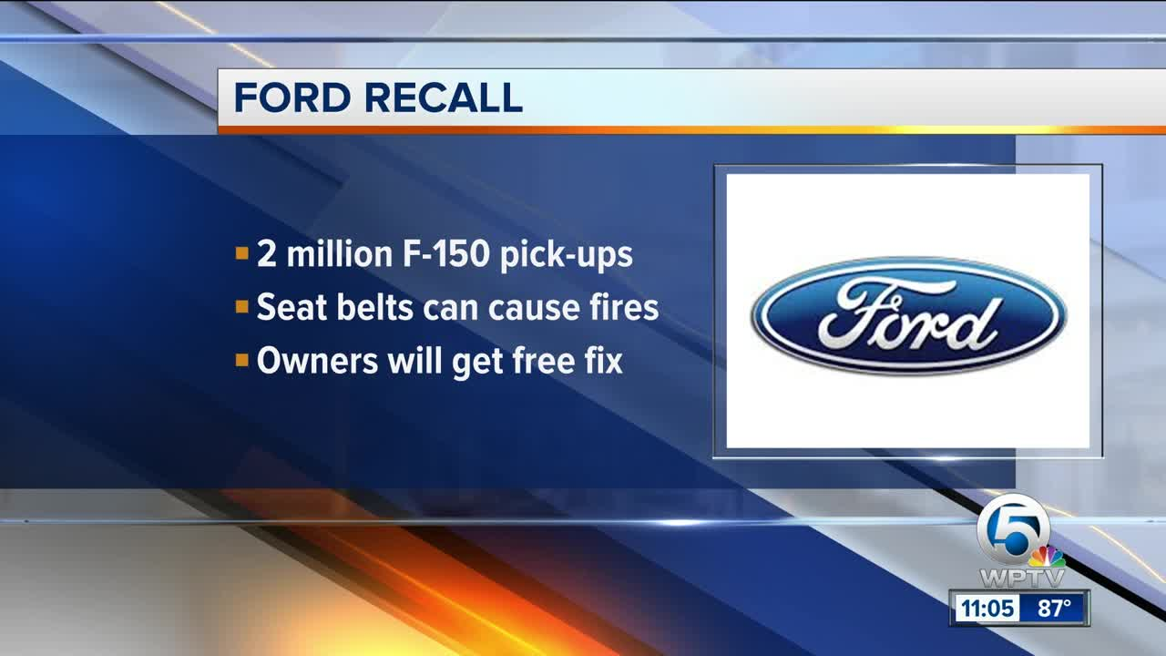 Ford Recalls 2 Million F 150 Trucks Because Of Fire Risk Wiring Harness Tape