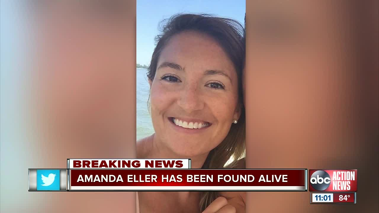 Missing Maui Hiker Amanda Eller Found Alive