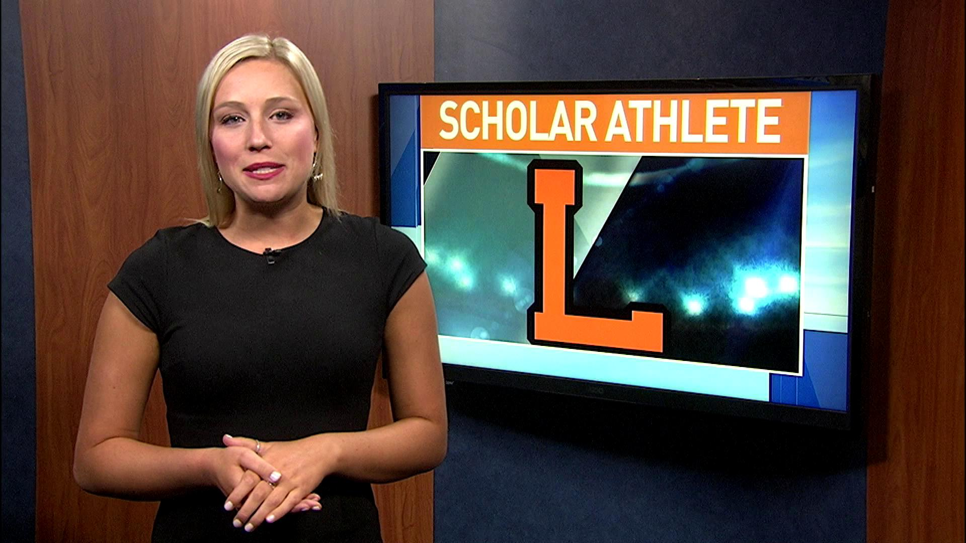 9.29.18 Scholar Athlete of the Week - Stephen Snyder, Linsly