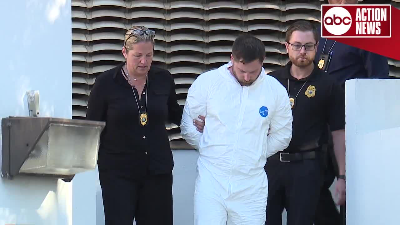 St  Pete police arrest suspect connected to deadly shooting, crash