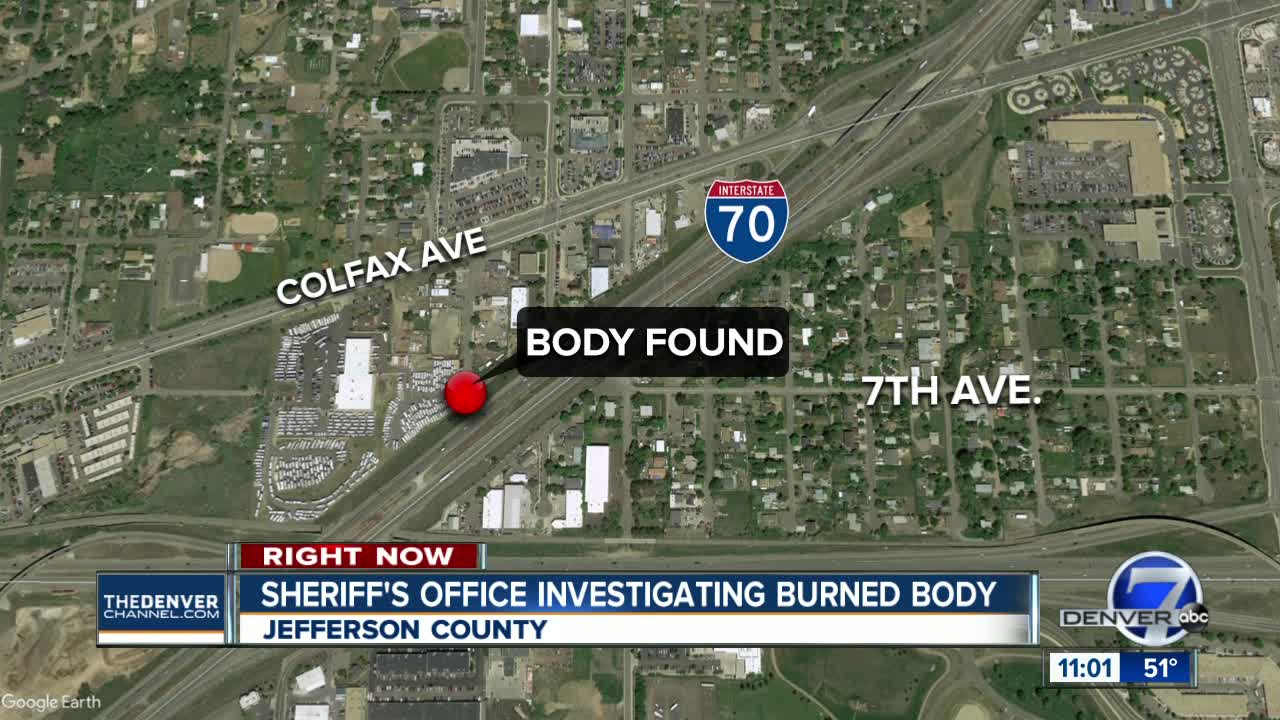Firefighters In Jefferson County Discover Woman S Body While Putting