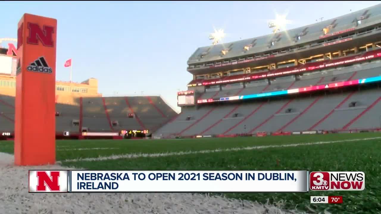 Illini will open 2021 football season in Ireland