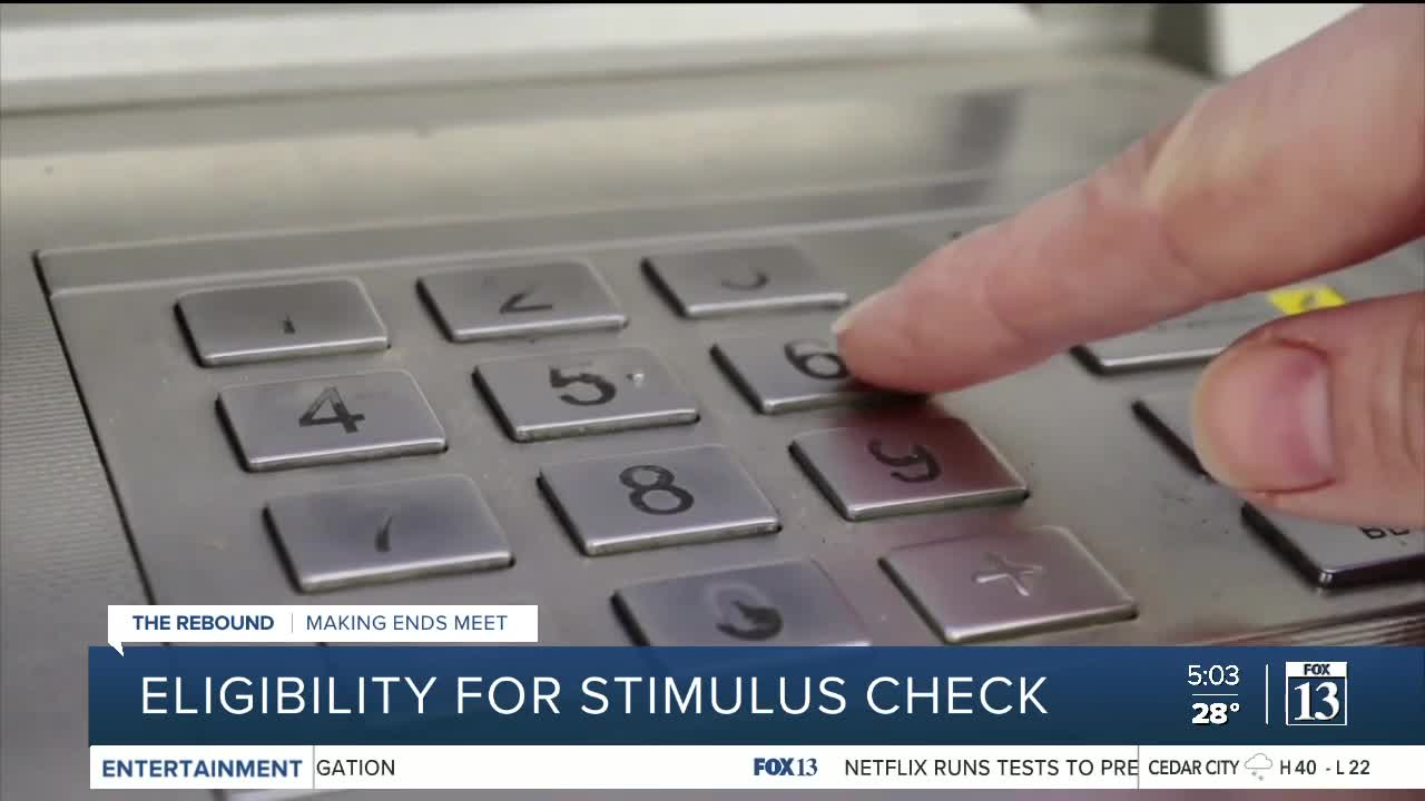 IRS: Stimulus payments can hit bank accounts as early as this weekend