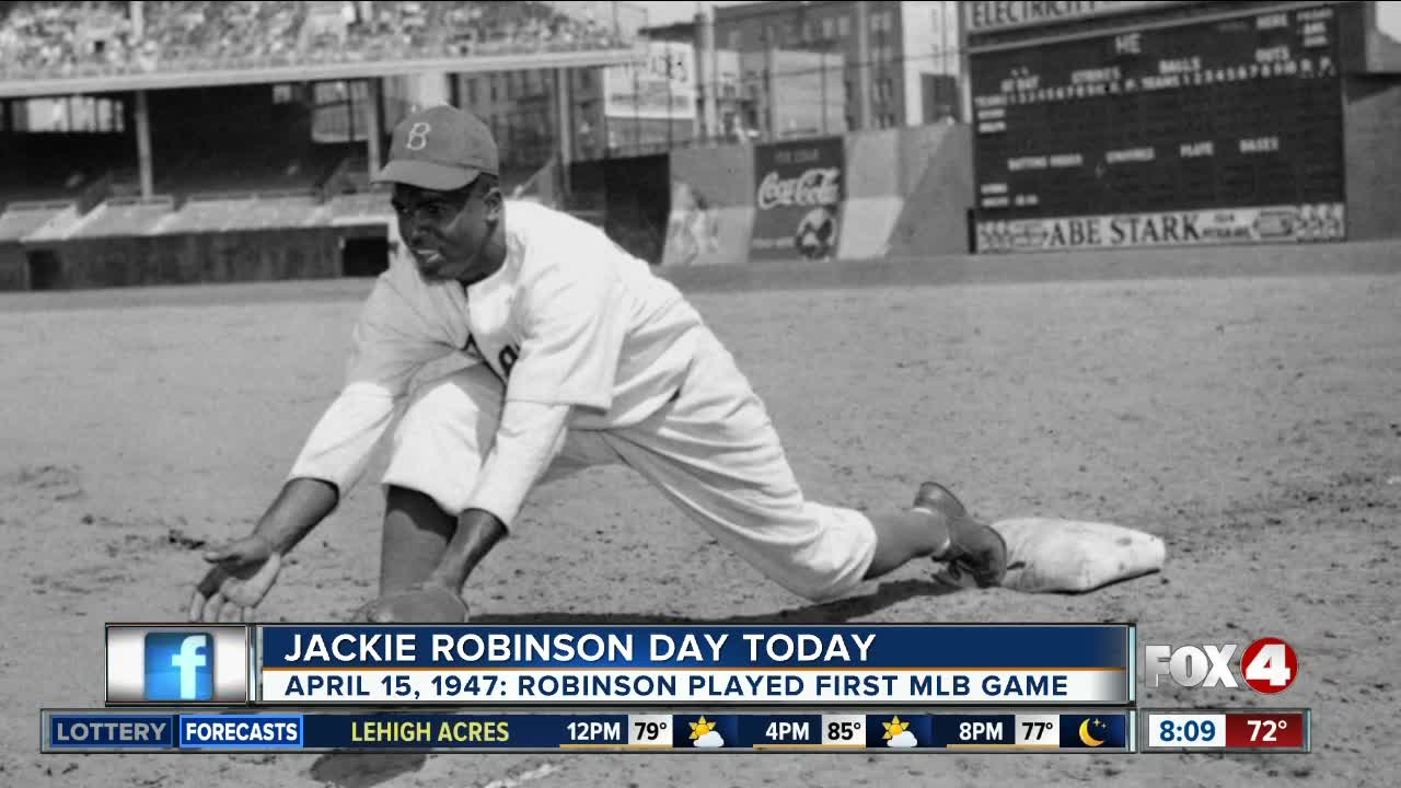 cd8288e8b MLB players to wear #42 Monday to honor Jackie Robinson Day